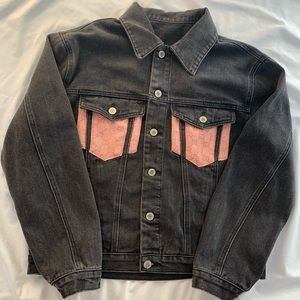 Custom Pink Gucci Jacket